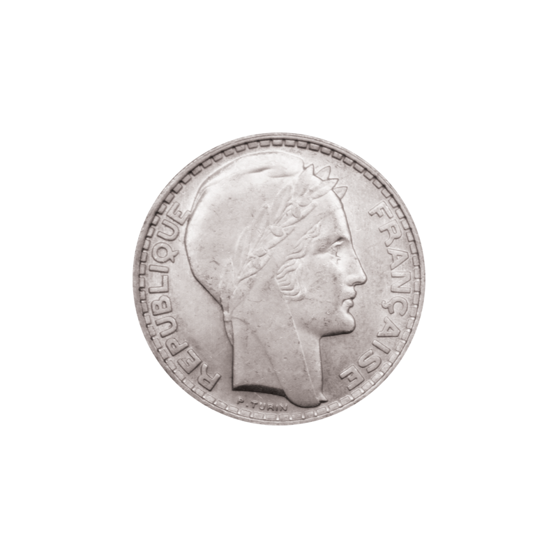 10 Francs Turin (1929-1939)