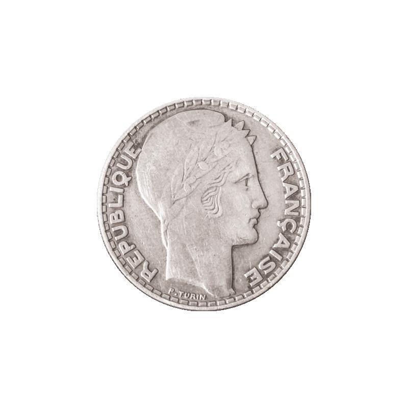 20 Francs Turin (1929-1939)