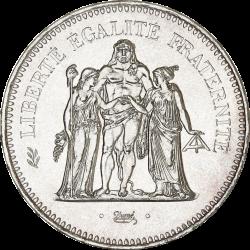 50 Francs Hercule (1974-1980)