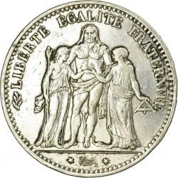 5 Francs Ecu (1795-1889)